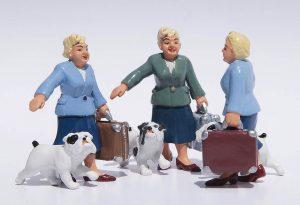"""""""La dame au chien"""""""