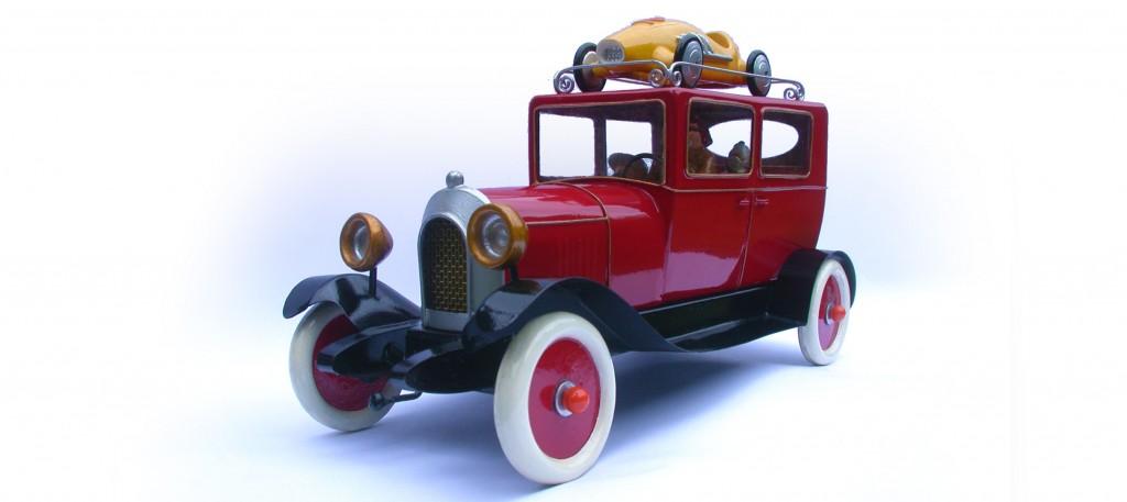 """""""La voiture rouge"""""""